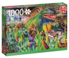 Jumbo Premium Collection Puzzel Carnaval in Rio - Legpuzzel - 1000 stukjes