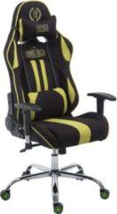 CLP Bürostuhl XL LIMIT mit Stoffbezug I Gamingstuhl mit Metallgestell I Höhenverstellbarer Schreibtischstuhl mit Laufrollen I In verschiedenen Farben