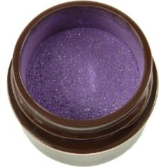 Paarse PHYT'S Phyts Touche de Lumiere - Organic Eye Make Up Powder Eyeshadow Oogschaduw - 6ml - Purple Star