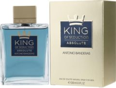 Antonio Banderas King Of Seduction Absolute - Eau de toilette spray - 200 ml