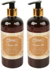 Ottoman MARRAKECH OUD Body Milk 2er Set