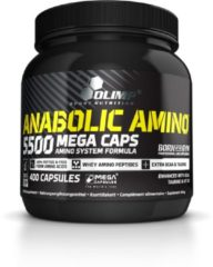 Olimp supplements Anabolic Amino 5500 Mega Caps