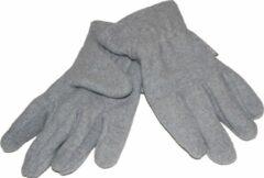 P&T Handschoenen Kinderen 10-12j. Licht Grijs, Fleece, Zacht, Warm, Soepel