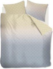 Beddinghouse Carrera - Dekbedovertrek - Lits-jumeaux - 240x200/220 cm - Geel