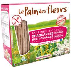 Pain Des Fleurs Meergranen crackers 150 Gram