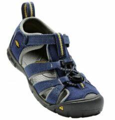 Keen Sandalen - Maat 35 - UnisexKinderen en volwassenen - donker blauw,zwart
