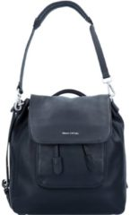 Emma City Rucksack Leder 32 cm Marc O'Polo black