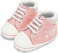 Heko Babyschoenen / Meisjes / Anti slip zool / Sneakers / Roze