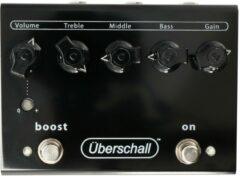 Bogner Uberschall distortion pedaal