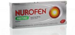 Nurofen Fastine Liquid Caps 200 Mg (10st)