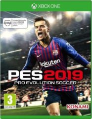 Konami Pro Evolution Soccer 2019 (PES) - Xbox One
