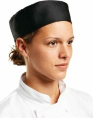 Whites Chefs Clothing Whites skullcap zwart