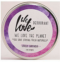 We Love The planet 100% natural deodorant lovely lavender