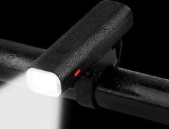 Zwarte Fietslicht 400 Lumen Pro Sport Lights - Fietslamp USB Oplaadbaar - Koplamp Fiets - Fietsverlichting Voorlicht LED