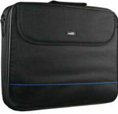 NATEC Impala notebooktas 43,9 cm (17.3'') Aktetas Zwart