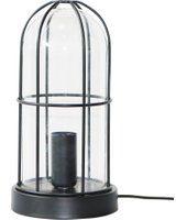 Tafellamp Energielabel: Afhankelijk van de lamp Brilliant Storm 93686/06 Zwart