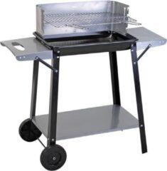 LOKS Barbecue / BBQ - Met Zijtafels - Hoogte 85 cm