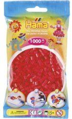 Rode Hama strijkkralen rood (1005)