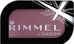 Paarse Rimmel London Magnif'Eyes Oogschaduw - 007 Groupie