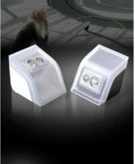 Mobius en ruppert Puntenslijper M+R dubbel - design metaal met kunststof