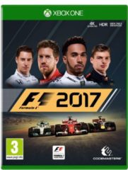 Codemasters F1 2017 - Standard Edition - Xbox One