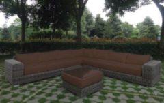 Baidani Rundrattan Garten Lounge Sensation Select