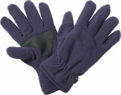 Paarse Myrtle Beach Thinsulate Fleece Handschoenen - Maat S/M - Aubergine