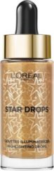 Gouden L'Oréal Paris Highlighter Drops - 01 Warm Gold