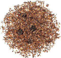 Valley of Tea Rooibos Bourbon Vanille Kruiden Thee - Bio Rode Struik Infusie - Zuid-Afrikaanse Redbush 100g