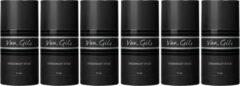 Van Gils Strictly for Men deodorant stick 6 x 75 ml (6-Pack voordeelverpakking)