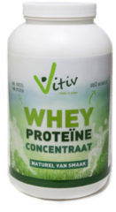 Vitiv Whey proteine concentrate 80% 500 Gram