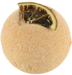 Treets Bubble Bath ball orange tree 1 Stuks
