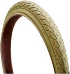 Creme witte Delitire Deli Tire Deli buitenband 18x1.75 S-206 creme