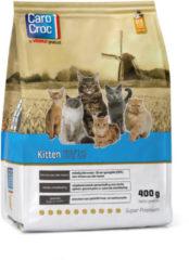 Carocroc Kitten Gevogelte&Rijst&Granen - Kattenvoer - 400 g - Kattenvoer