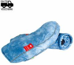 WOBS Handmoffen handwarmers Jeans Kinder