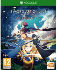 Sword art online - Alicization lycoris (Xbox One)