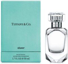Tiffany & Co. Tiffany Sheer Eau De Toilette 50Ml