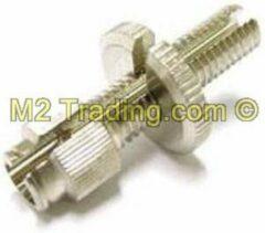 Zilveren DMP Amigo Stelbout Bromfiets M8 5 Stuks (241208)