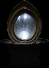 Lumesso Leuchtender Zimmerbrunnen