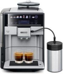 Zilveren Siemens EQ6 Plus TE653M11RW - Volautomatische espressomachine - RVS