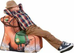 Lay-Z kinder zitzak cowboy paard
