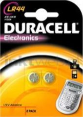 Duracell Knoopcel batterij 2 stuks - LR44