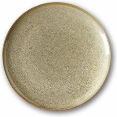 SanoDeGusto - tempcontrol bord voor Kerstdiner - warme gerechten - verwarmbaar in oven - 27cm - olive groen - 2 stuks