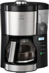 Roestvrijstalen Melitta Look Timer - Filter-koffiezetapparaat - Zwart