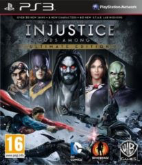 Warner Brothers Injustice: Gods Among Us - Ultimate Edition /PS3