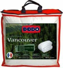 DODO warm dekbed 400gr / m� VANCOUVER 240x260 cm wit