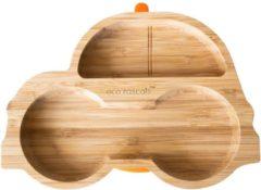 Eco Rascals Bamboe Auto Bord - Oranje