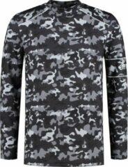 Grijze Kou sportswear Heren Skipully Soldier