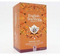 English Tea Shop Intense Chai Bio (20bui)