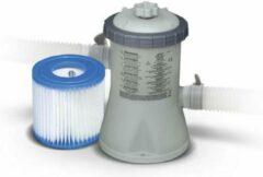 Merkloos / Sans marque Filterpomp voor bad 244 / 305 cm - 1250 L/uur - 28602GS + 1 gratis filter H